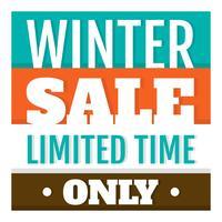 Vinterförsäljning