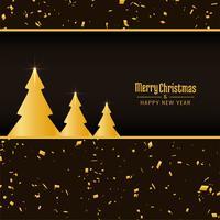 Abstrakter Festivalhintergrund der frohen Weihnachten vektor
