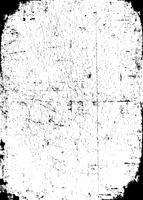 grunge konsistens med repad effekt vektor