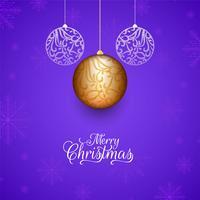 Abstrakt Merry Christmas stilig bakgrund