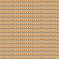abstraktes geometrisches orangefarbenes Linienmuster vektor