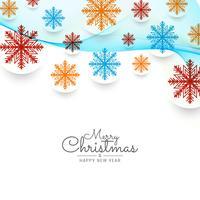 God julfestival fest bakgrund vektor