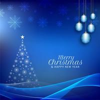 Abstrakter bunter Festivalhintergrund der frohen Weihnachten