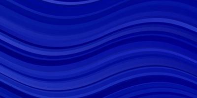 hellblaues Vektorlayout mit Kreisbogen vektor