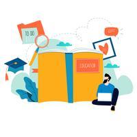 Bildung, Online-Schulungen