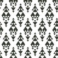 Tribal navajo sömlöst mönster vektor