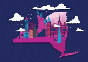 New York Vector