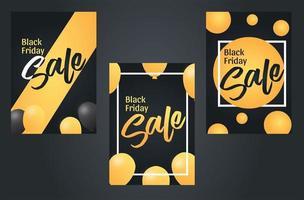 Black Friday Sale Banner Template Vector Design