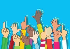 Multicultural Communities Illustration vektor