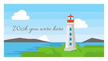 Awesome Wish You Were Here Vectors