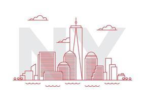 New York City vektor