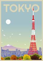 Tokyo vektor