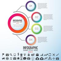 Infografiken Designvorlage vektor