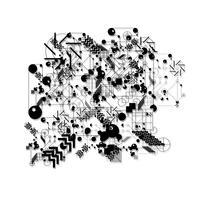 Abstrakt vektor bakgrund