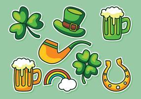 St. Patricks Day Clipart vektor