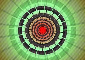 Tech-Vektor-Hintergrund vektor