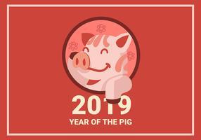 Kinesiskt nyårssvin