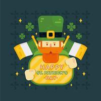 St.Patrick's Day Vektor
