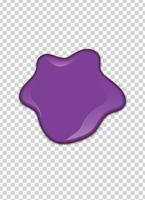 vektor lila stänk med öppenhet bakgrund