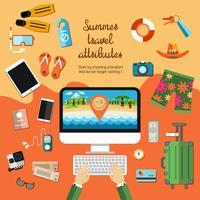 Urlaub Essentials