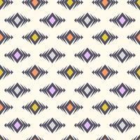 Vektor stammar sömlösa mönster. Modern boho stilig textur