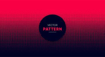 Ausführlicher Vektorhalbton für Hintergründe und Designe vektor