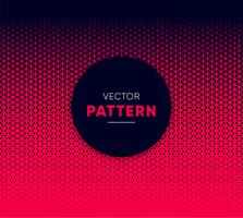 Detaljerad vektor halvton för bakgrunder och mönster