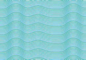 Blaue Wellen Hintergrund vektor