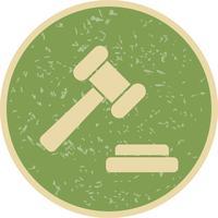 Auktion-Vektor-Symbol