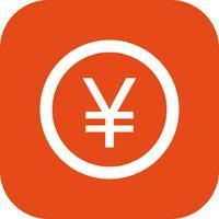 Yen-Vektor-Symbol