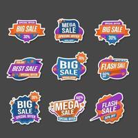 Mega Sale Limited Edition vektor