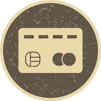 Kreditkarten-Vektor-Symbol