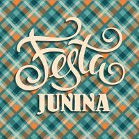 Lateinamerikanischer Feiertag, die Juniparty von Brasilien.