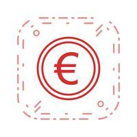 Euro-Vektor-Symbol