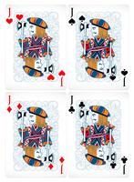 Pokerkarten vektor