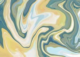 abstrakt flytande marmordesignbakgrund vektor