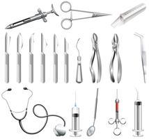 Zahnärztliche Werkzeuge