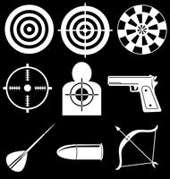 Schießgeräte vektor