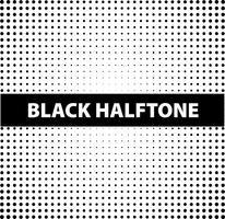 Hintergrundschablone mit schwarzem Halbtonbild