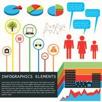 En informationskarta av ekonomin