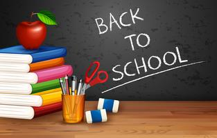 Tillbaka till skolkonceptet