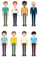 Kandidater utan ansikten
