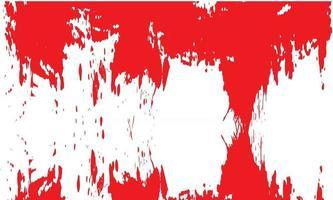Blut spritzt Hintergrund mit Blut vektor