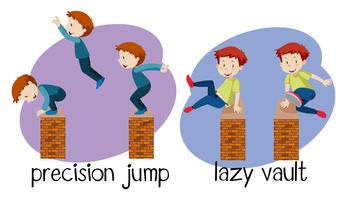 Gratis Löpande illustration