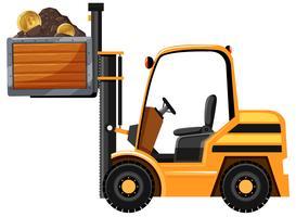 Mining Tractor och Bitcoin