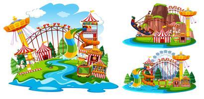 Satz des getrennten Freizeitparks