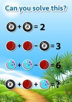 Mathematisches Problemlösungsarbeitsblatt
