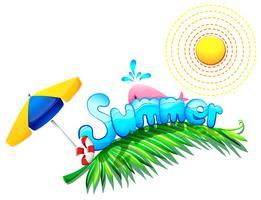 Sommerwetter
