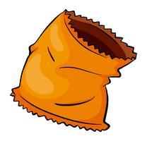 Chips behållare