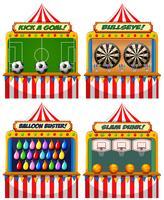 Eine Reihe von Fair Fair Spiel